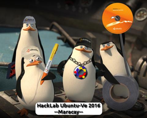 HackLab Ubuntu-Ve 2016